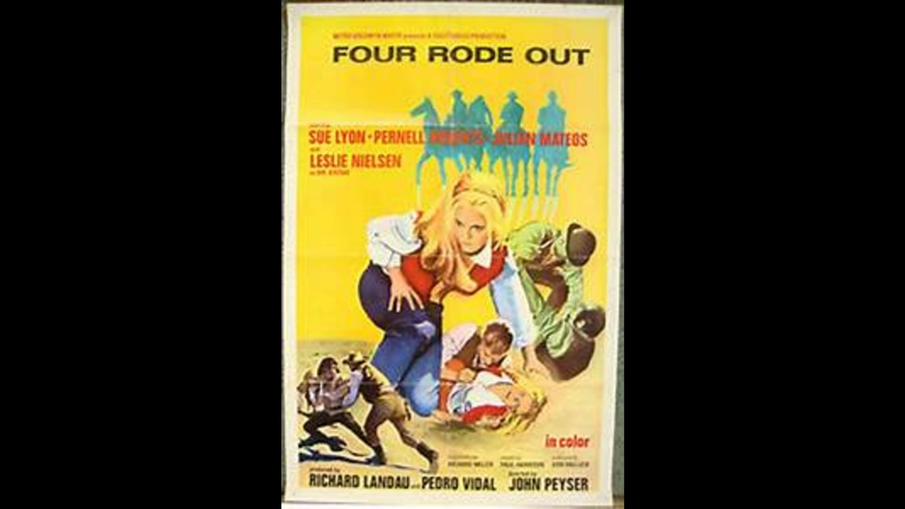 Four Rode Out - In High Definition
