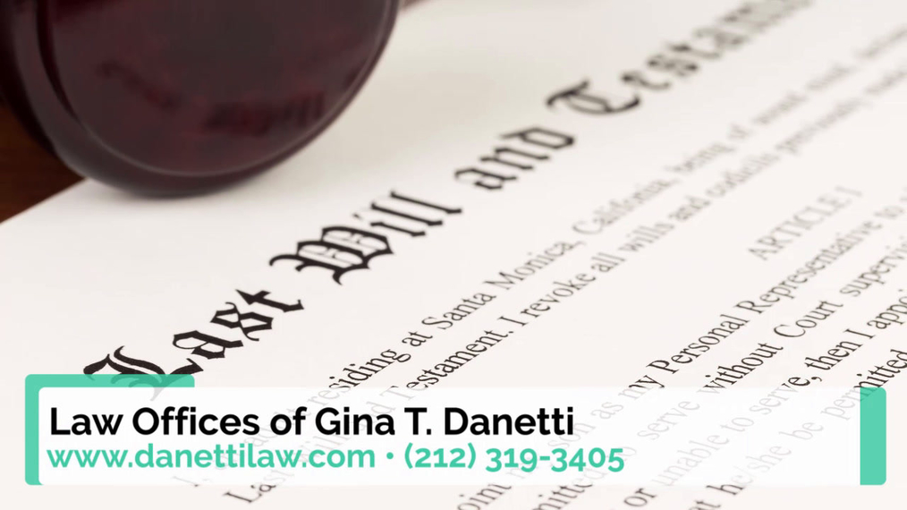 Senior Care Attorney in New York NY, Law Offices of Gina T. Danetti
