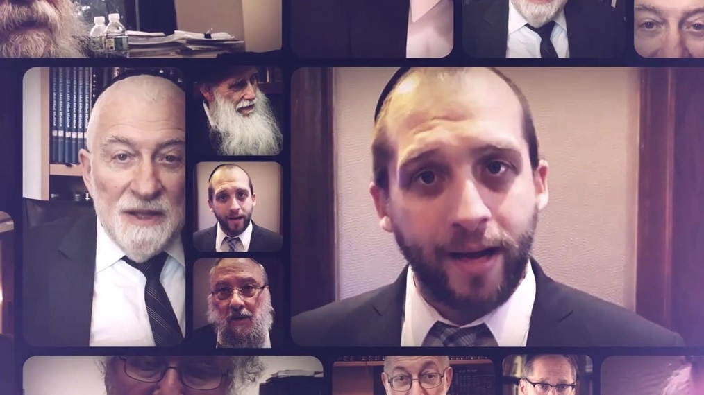 Rabbi Gavriel Friedman (short)
