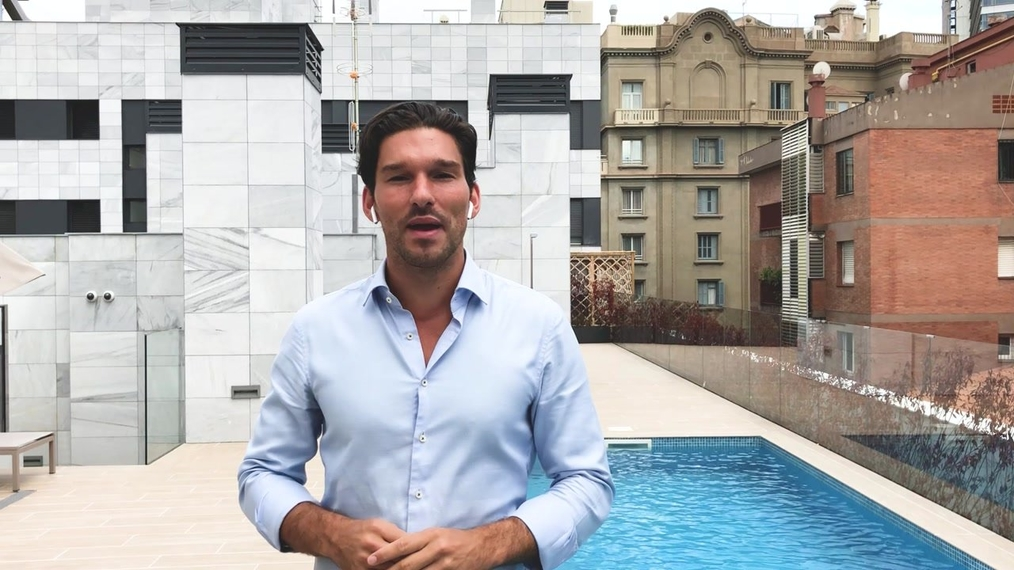 Video message from Marco Passanante