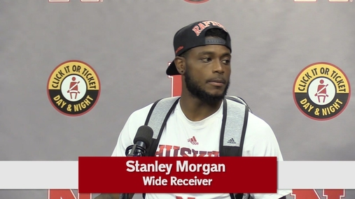 Stanley Morgan - Full comments