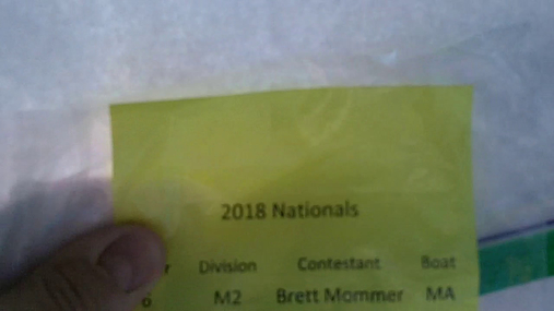 Brett Mommer M2 Round 1 Pass 1