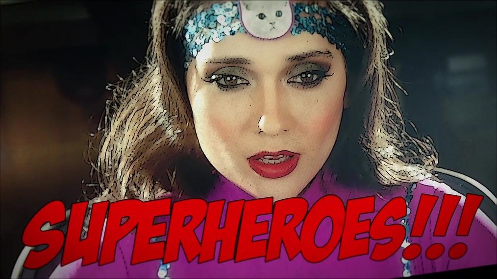 Superheroes Marketing Video - 0:15 Cut