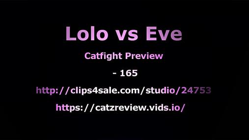 Lolo vs Eve - Interviews