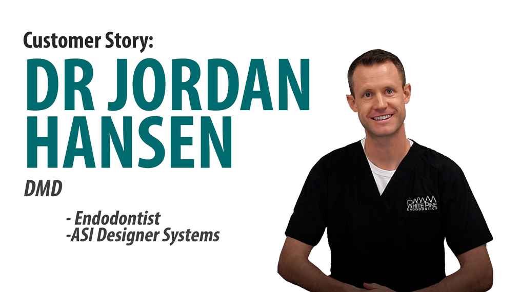 Designer Doctor and Assistant Cart: Dr. Jordan Hansen & Jessica Wuthrich [66-2000]