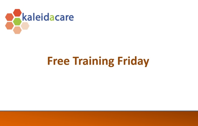 Free Training Friday 2018-05: List Reports A KaleidaScope of Information