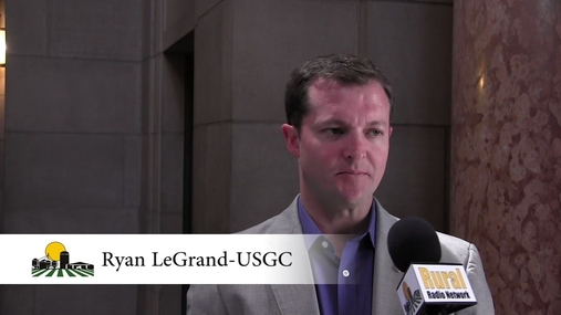 Susan Littlefield with Ryan LeGrand-USGC