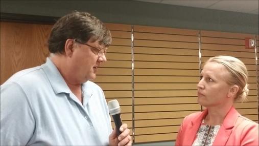 Melissa Florell Director of Nebraska Nurses Association