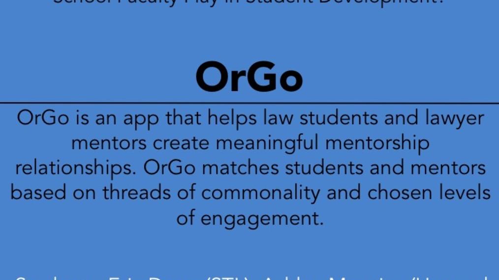 2017 LWOW O POW: OrGo