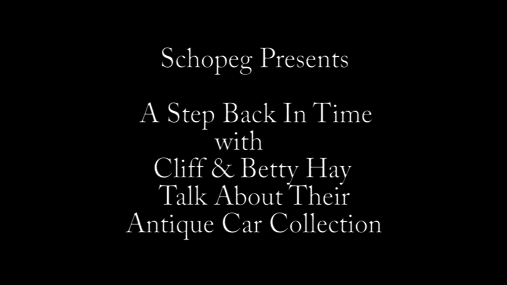 Cliff Hay Antique Cars 2017