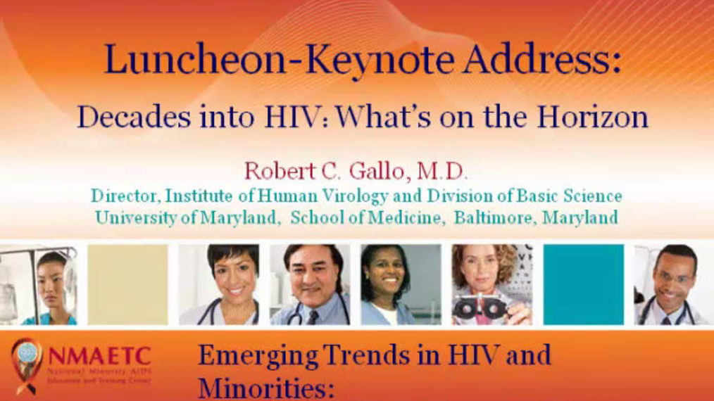 Decades into HIV: What's on the Horizon?
