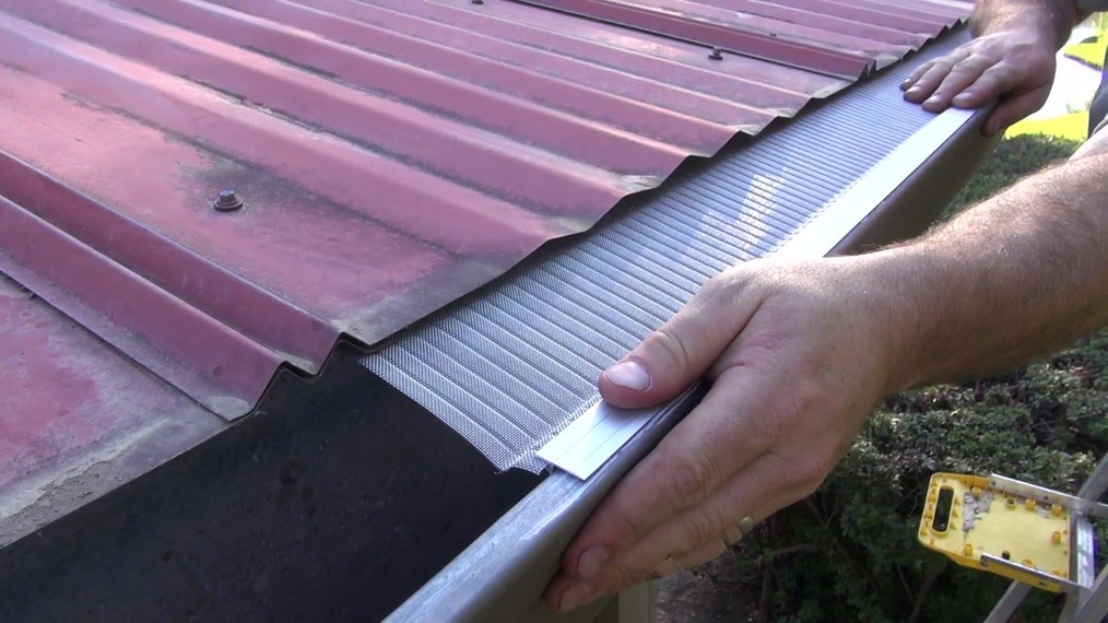 Installing On Corrugated Metal