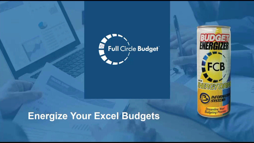 Excel Budgeting Made Easier for Dynamics ERP Users