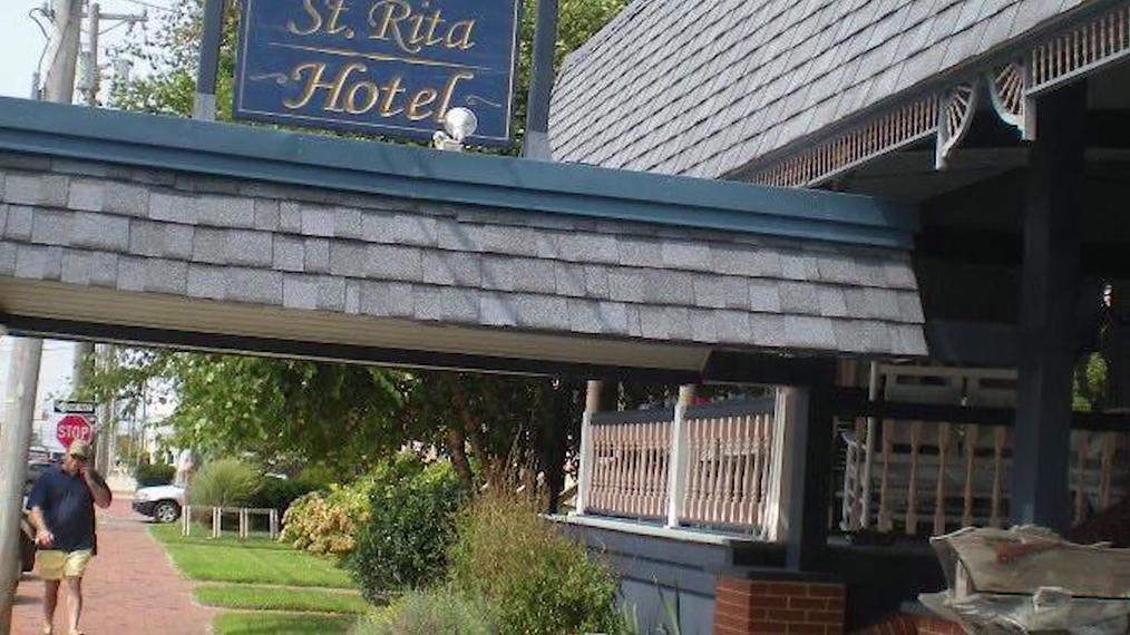Hotels in Beach Haven NJ, St. Rita Hotel