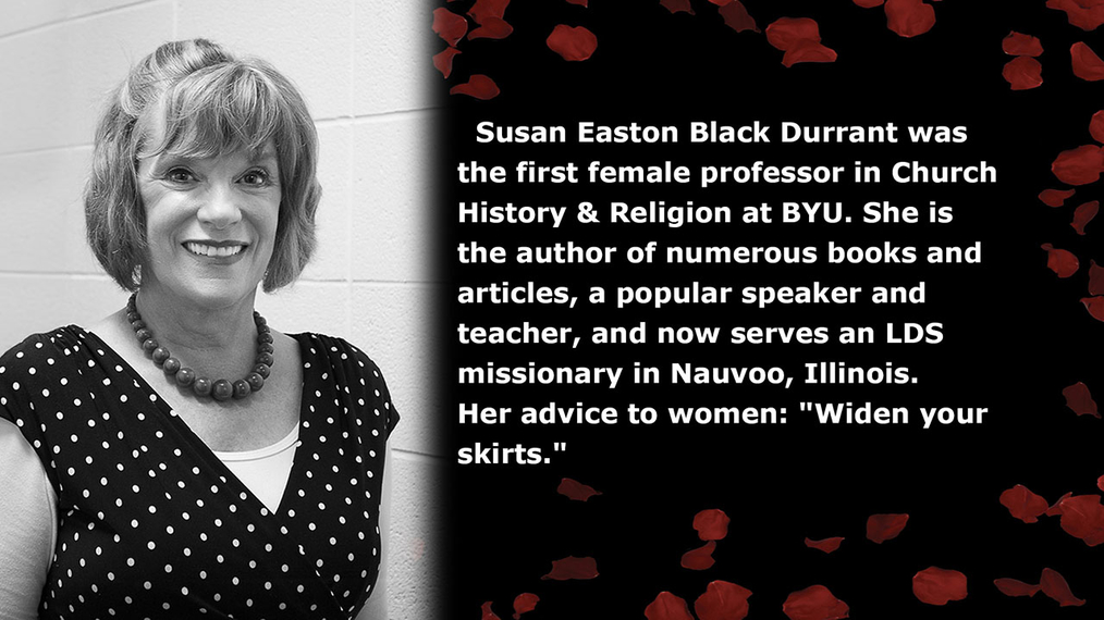 Susan Easton Black Durrant