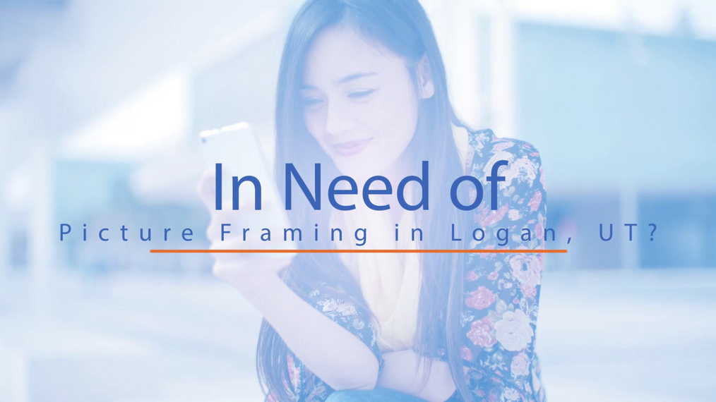 Picture Framing in Logan UT, Prince Gallery