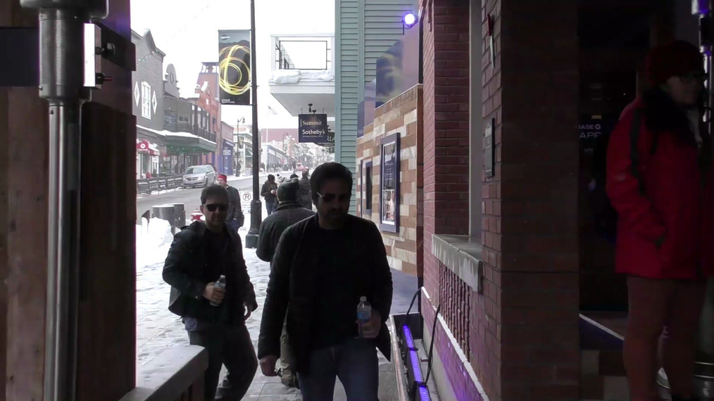 Ray Romano talks about his new movie The Big Sick on Main Street at Sundance Film Festival in Park City.mp4