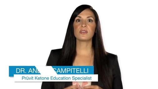 Dr Andi - Benefits of Ketones