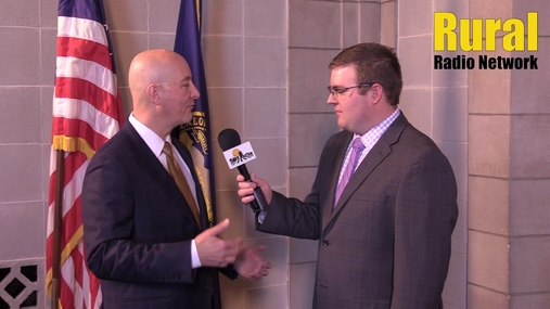 Gov Ricketts Discusses the new NDA Director Steve Wellman