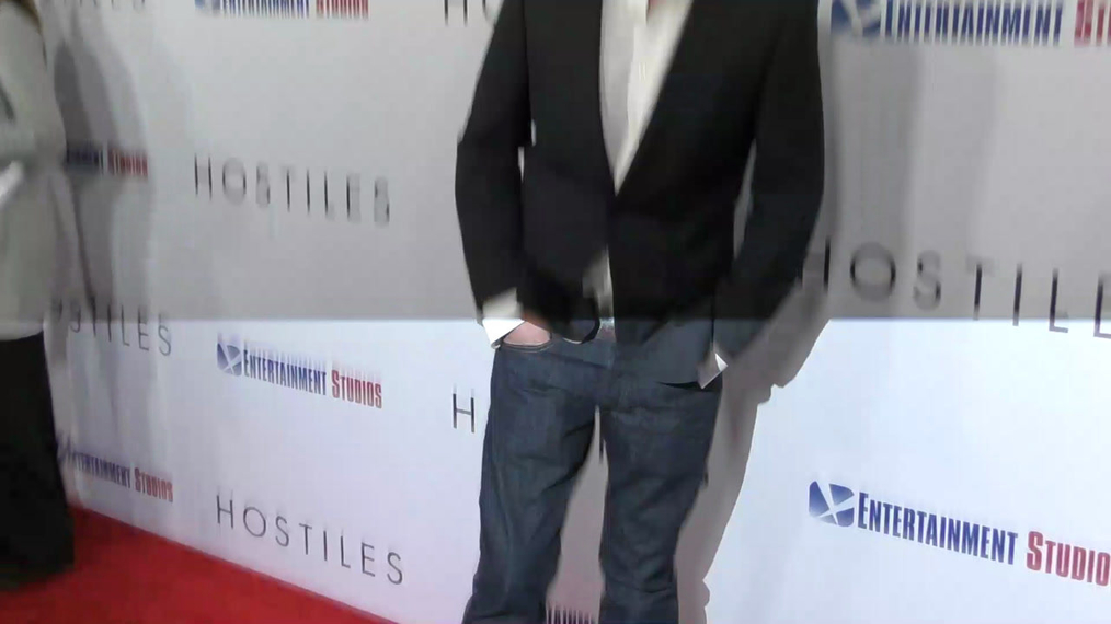 Rory Cochran at the Hostiles Premiere at Samuel Goldwyn Theater in Beverly Hills.mp4