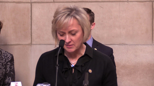 Senator Lynne Walz.mp4