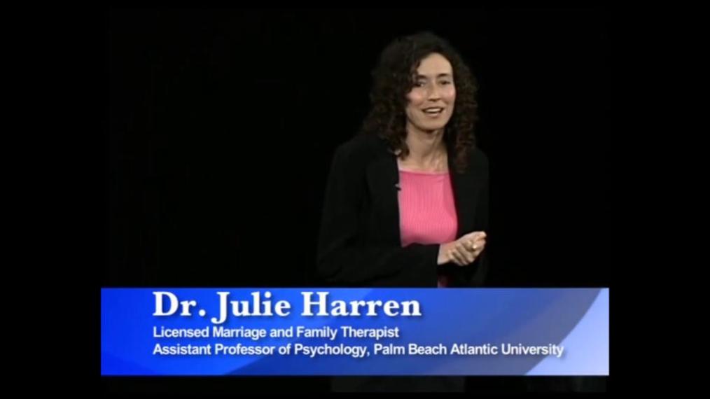 Homosexuality 101 - Dr. Julie Harren