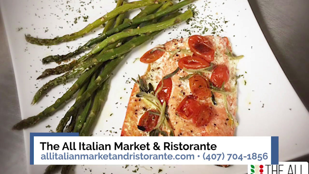 Italian Restaurant in Kissimmee FL, The All Italian Market & Ristorante