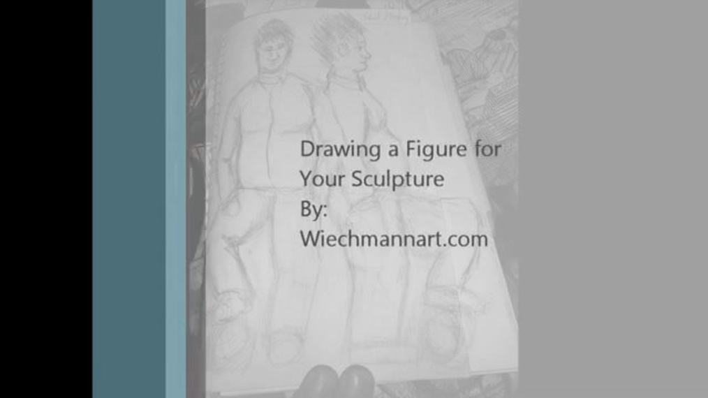 Figure Drawing for Sculpture.mp4