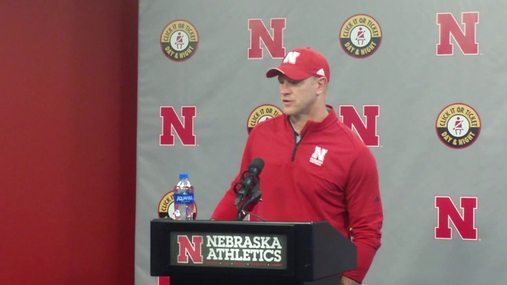 Head coach Scott Frost Talks About The Changes This Spring