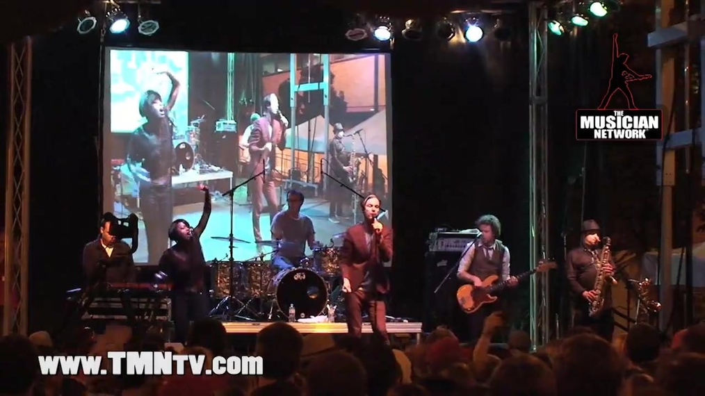 TMNtv LIVE - Fitz and the Tantrums (Recorded LIVE at 2011 Roots N' Blues N' BBQ Festival, Columbia MO)