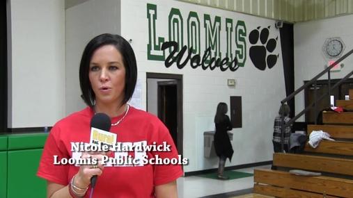 Loomis Public School Beef Kick-Off Event