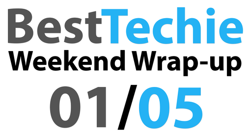 Weekend Wrap-up for 01/05/14