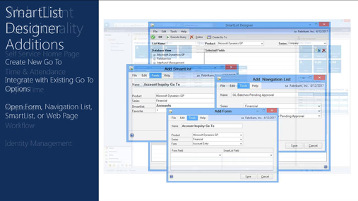 Microsoft Dynamics GP 2013 R2 Overview
