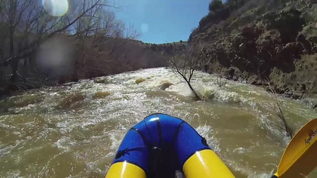 Verde River 1100 CFS.mp4