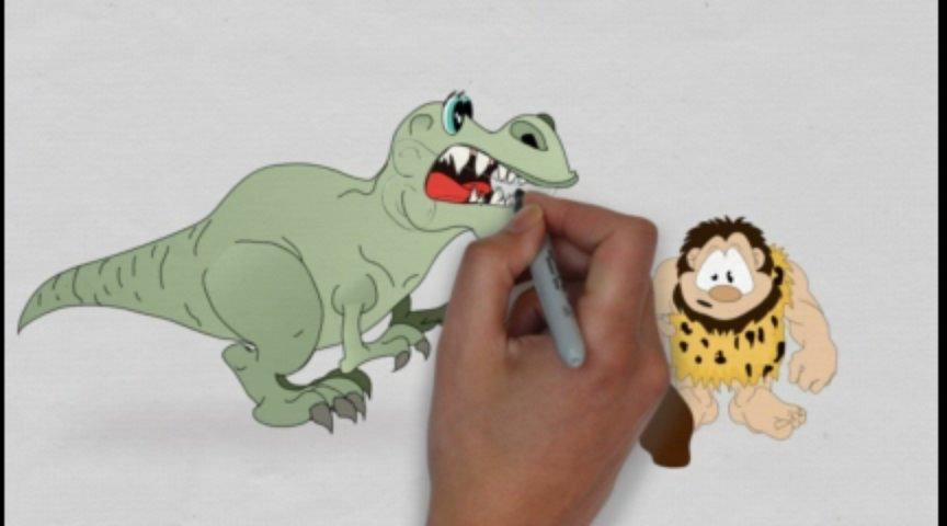 Create a custom illustrated whiteboard animation video