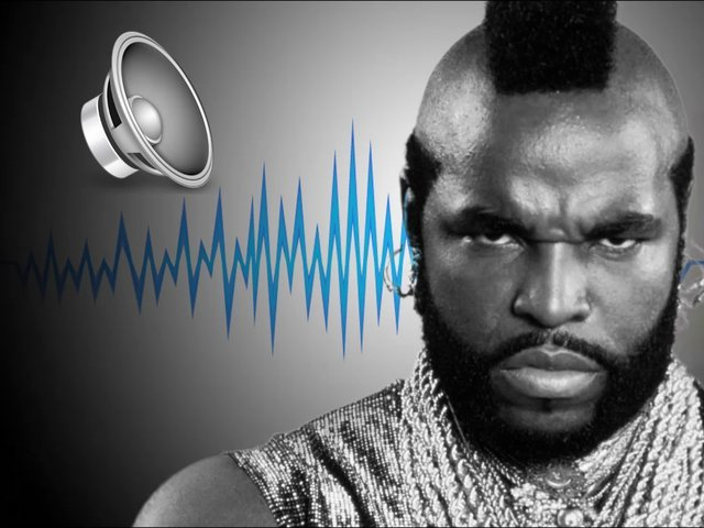 Impersonate Mr T for your voiceover, voicemail or answerphone voice-over / voiceovers