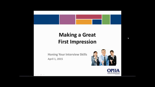 Making a great first impression.mp4