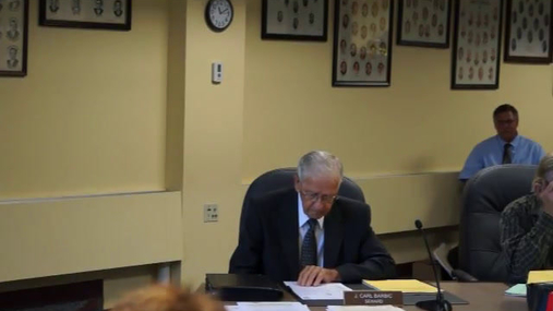 Schoharie Co Bd of Supervisors 7th Reg. 17 July 2015 pt.3