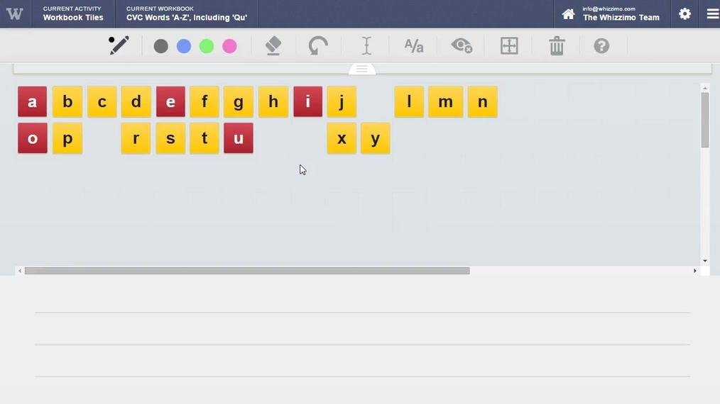 1.101 Workbook Tiles Activity