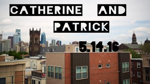 Catherine and Patrick