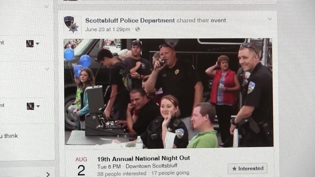 SBPD Launches Facebook Page