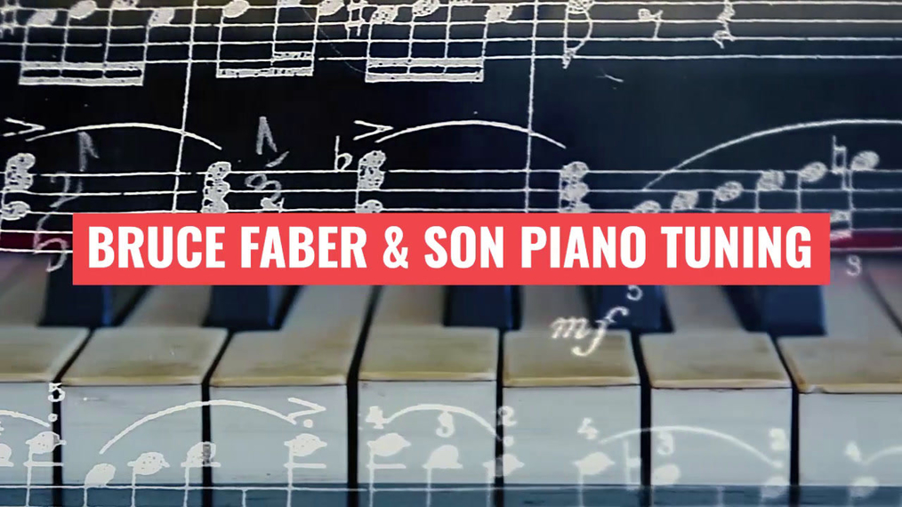 Piano Tuner in Chandler AZ, Bruce Faber & Son Piano Tuning