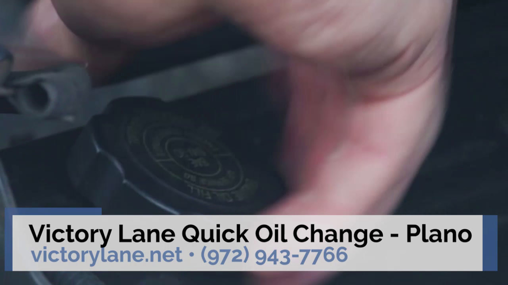 Oil Changes in Plano TX, Victory Lane Quick Oil Change - Plano