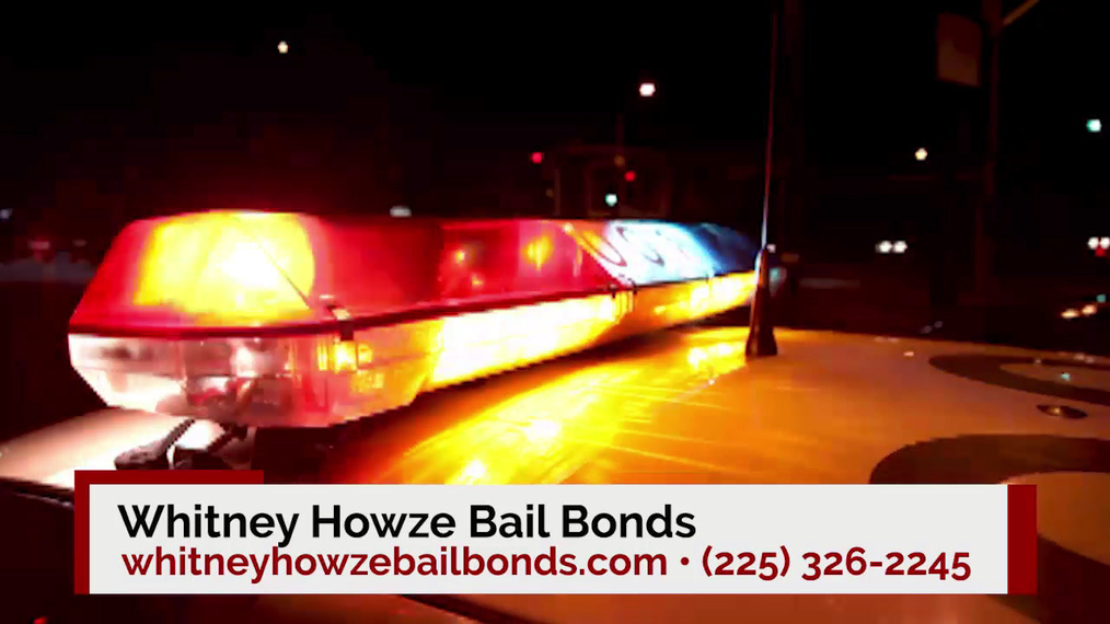 Bail Bonds Service in Livingston LA, Whitney Howze Bail Bonds