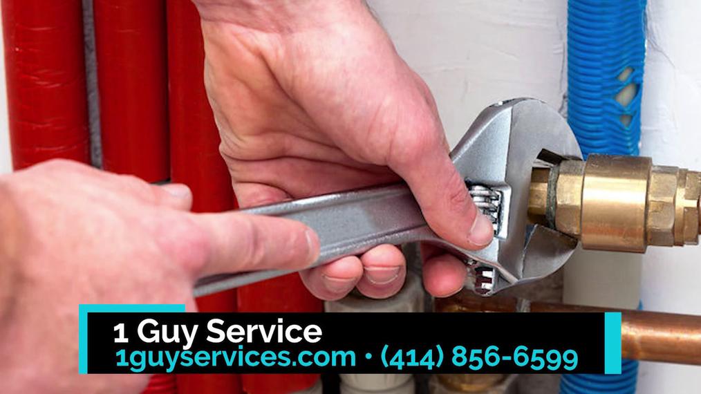 Handyman in Milwaukee WI, 1 Guy Service