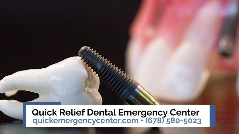 Emergency Dentist in Tucker GA, Quick Relief Dental Emergency Center