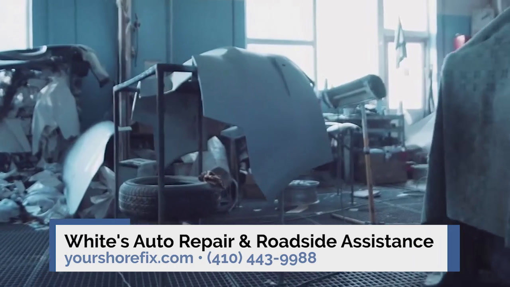 Auto Repair Shops in Stevensville MD, White's Auto Repair & Roadside Assistance