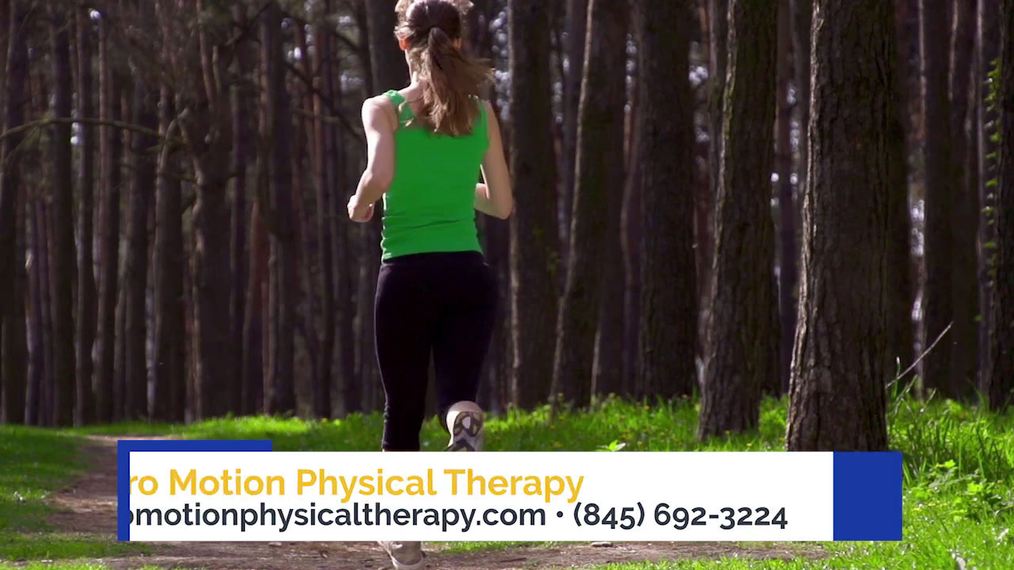 Physical Therapist in Middletown NY, Pro Motion Physical Therapy