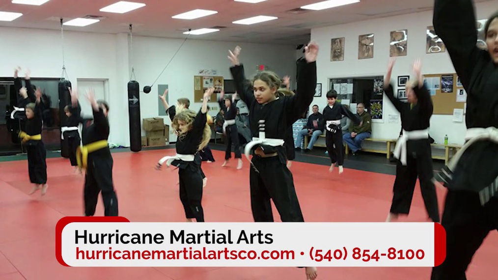 Self Defense Classes  in Locust Grove VA, Hurricane Martial Arts