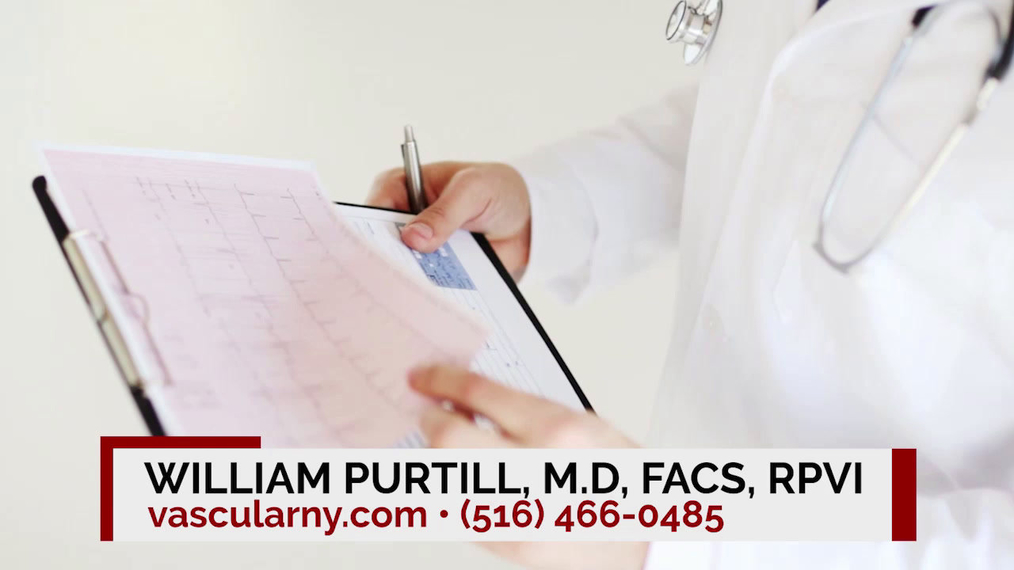 Vascular Surgeon in Garden City NY, WILLIAM PURTILL, M.D, FACS, RPVI